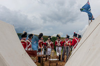 Waterloo Reenactment, June 2012